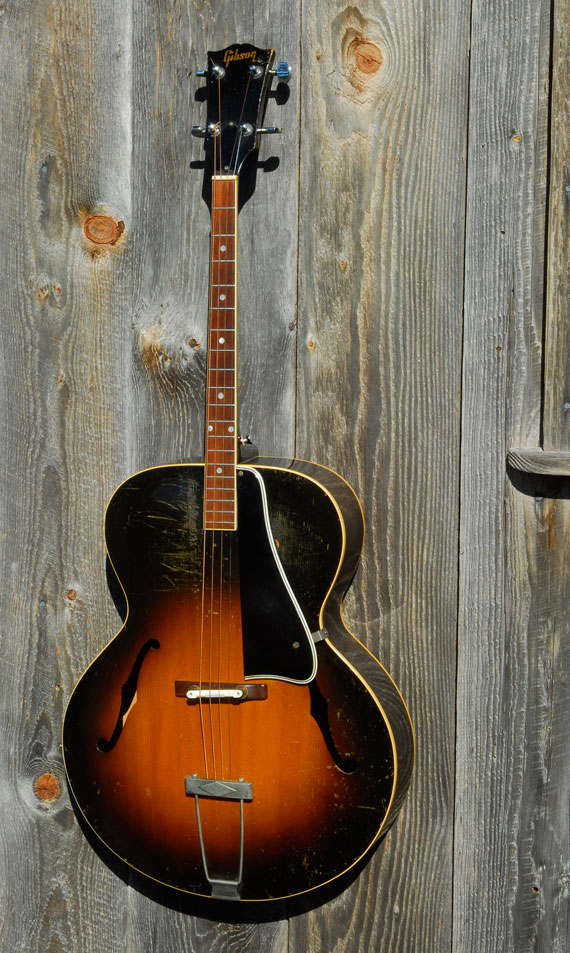 Goodall Grand Concert Guitar